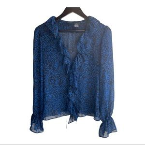 Nicole by Nicole Miller Blouse